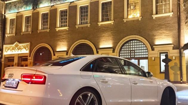 Audi S8 V8 4.0 biturbo