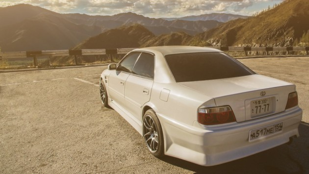 Toyota Chaser 1JZ-GTE AT