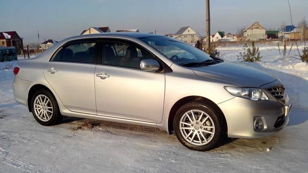 Toyota Corolla (140/150)