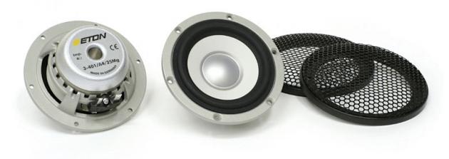 Среднечастотный динамик Eton 3–401/A4/25 mg с металлокерамическим диффузором