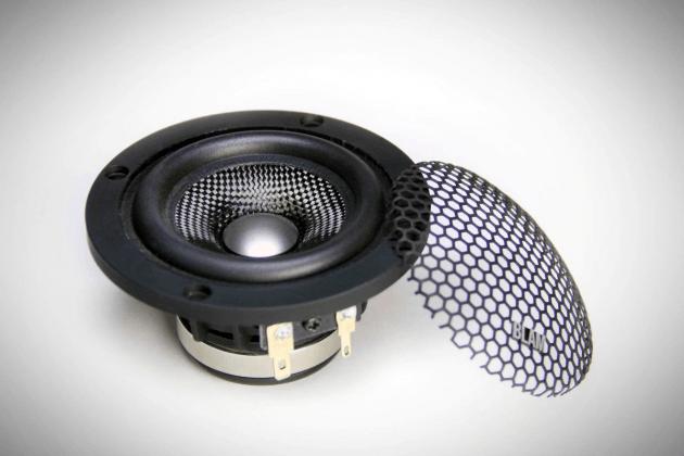 Мидтвитер Blam FR80 с шестисантимеровым диффузором сложной формы