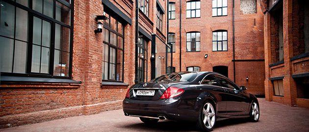 Mercedes-Benz CL 500 взял тут: drive2.ru/b/288230376151985258/