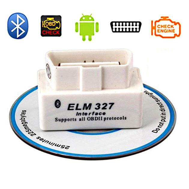 Автосканер elm327