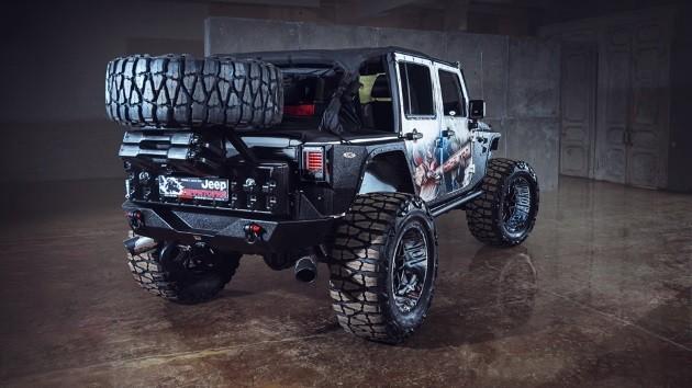 Jeep Wrangler (JK)