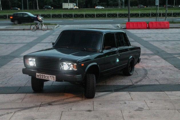 Лада 2107 Автош Эфир