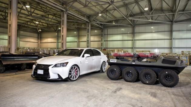 Lexus GS FSport (L10)
