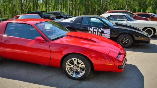 Pontiac Firebird (3rd generation)
