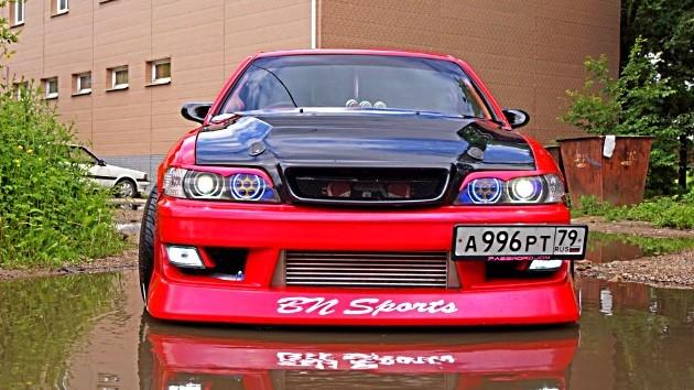 Toyota Chaser 100