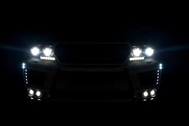 Toyota Land Cruiser 200. Взял тут: drive2.ru/b/3062903/