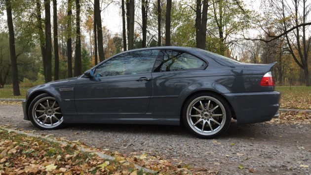BMW M3 Coupe ESS 575