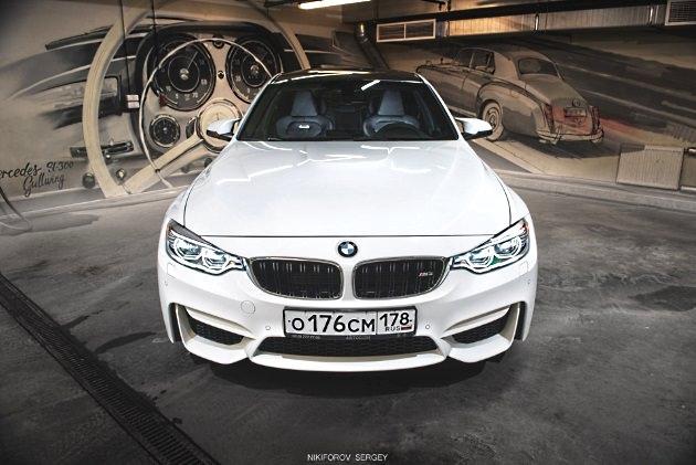 BMW M3. Взял отсюда: drive2.ru/b/2778957