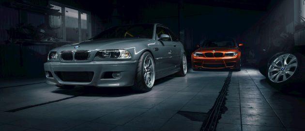 BMW M3 Coupe ESS 575