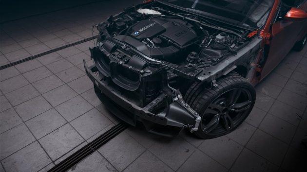 BMW 1 series Купе
