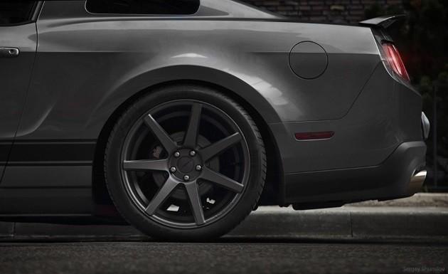 Форд Мустанг (5 поколение)