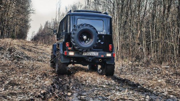"""УАЗ 31519 🚙 """"Брянский Партизан"""