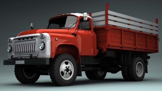 ГАЗ 53 категории С