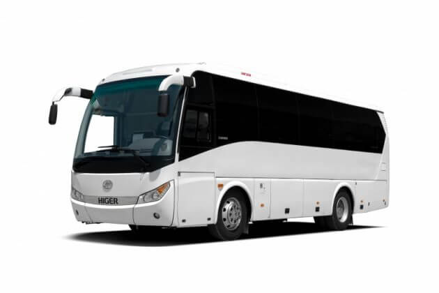 Туристический автобус категории D
