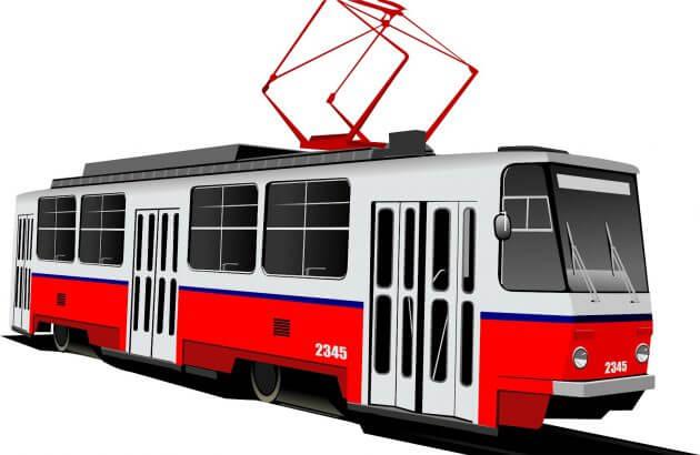 Трамвай, для управления которым требуется отметка Tm в водительском удостоверении