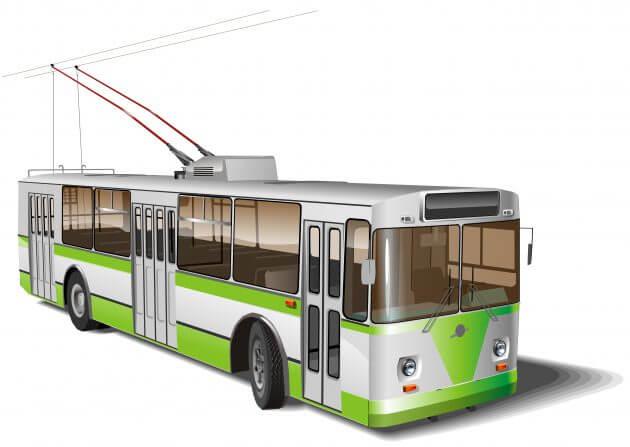Троллейбус категории Tb