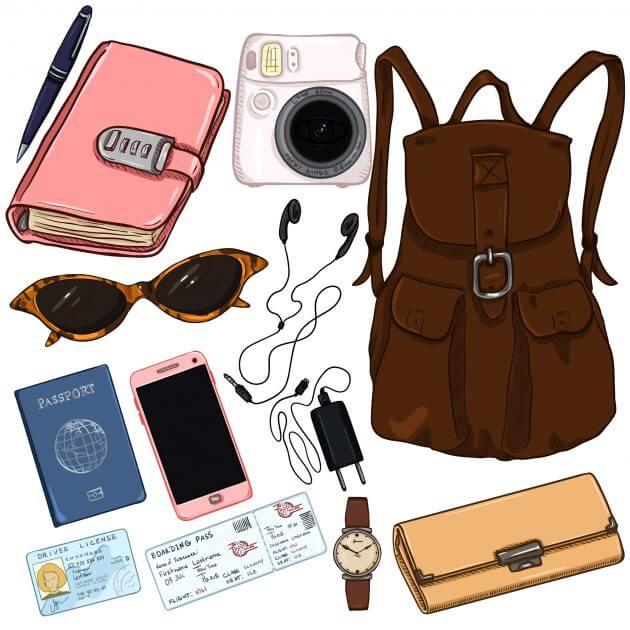 При утере прав в первую очередь проверьте содержимое сумки или личных вещей