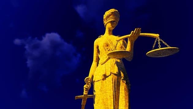 Фемида - символ правосудия