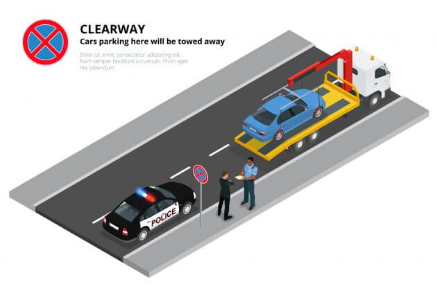 Неправильная парковка станет не только поводом для штрафа, но и эвакуации ТС